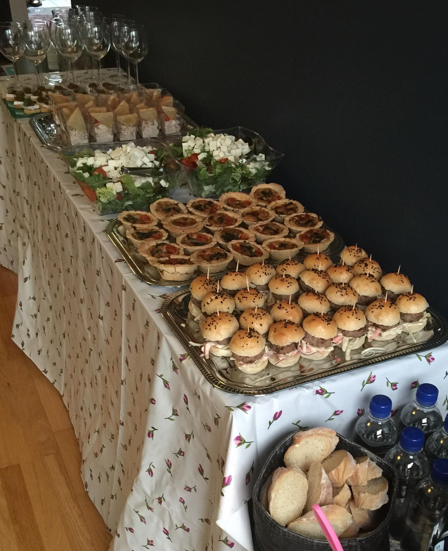 25 års fest mat 30 års kalas | rebeckasKÖK 25 års fest mat